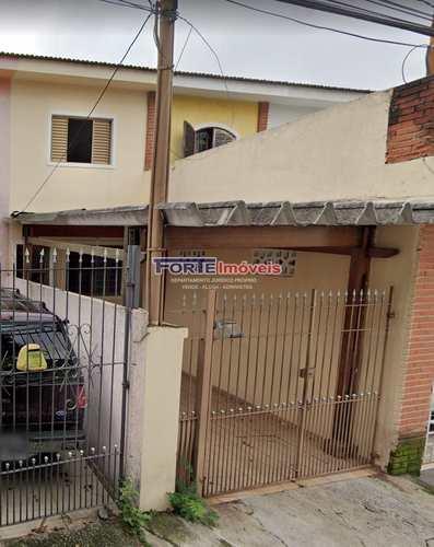 Sobrado, código 42865801 em São Paulo, bairro Vila Hebe