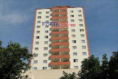 Apartamento, código 409801 em São Paulo, bairro Vila Mazzei