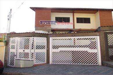 Sobrado, código 401201 em São Paulo, bairro Vila Nova Mazzei