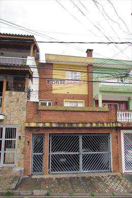 Sobrado, código 400301 em São Paulo, bairro Jardim Virginia Bianca