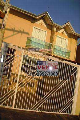 Sobrado, código 389601 em São Paulo, bairro Vila Nova Mazzei
