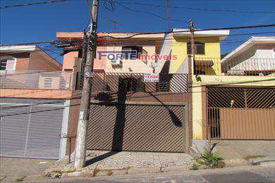 Sobrado, código 386201 em São Paulo, bairro Vila Albertina