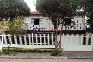 Sobrado, código 363301 em São Paulo, bairro Jardim Leonor Mendes de Barros
