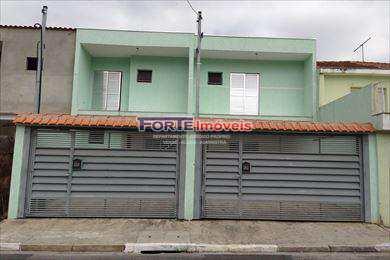 Sobrado, código 342901 em São Paulo, bairro Jardim Tremembé