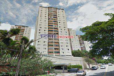 Apartamento, código 341201 em São Paulo, bairro Barro Branco (Zona Norte)