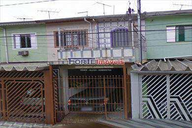 Sobrado, código 340001 em São Paulo, bairro Carandiru