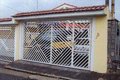 Casa, código 324601 em São Paulo, bairro Vila Mazzei