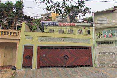 Sobrado, código 306001 em São Paulo, bairro Tucuruvi