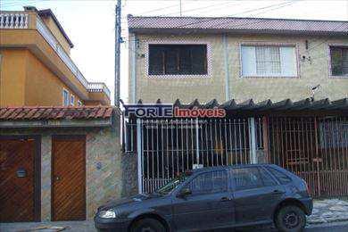 Sobrado, código 277301 em São Paulo, bairro Vila Nova Mazzei