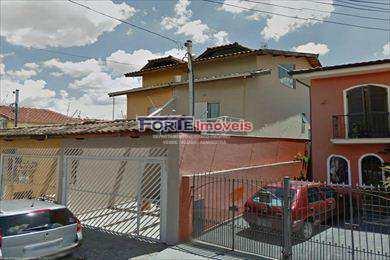 Casa, código 269401 em São Paulo, bairro Vila Roque