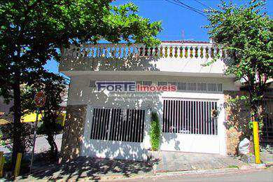 Sobrado, código 247301 em São Paulo, bairro Vila Albertina