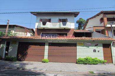Sobrado, código 164601 em São Paulo, bairro Jardim Guapira