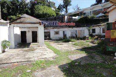 Terreno em São Paulo, no bairro Vila Albertina