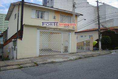 Sobrado em São Paulo, no bairro Tucuruvi