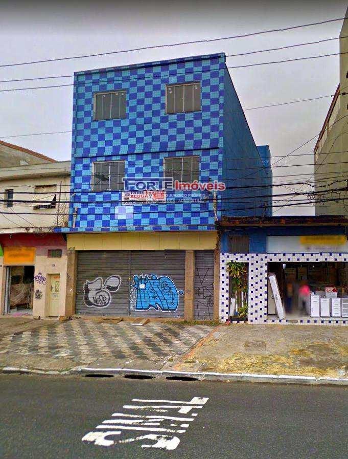 Prédio Comercial em São Paulo, no bairro Tucuruvi