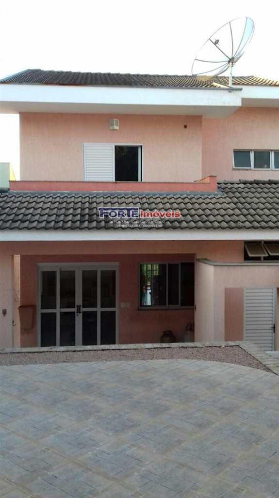 Casa em Jundiaí, no bairro Parque da Represa