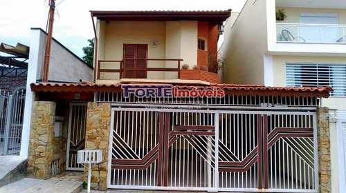 Sobrado, código 42903481 em São Paulo, bairro Horto Florestal