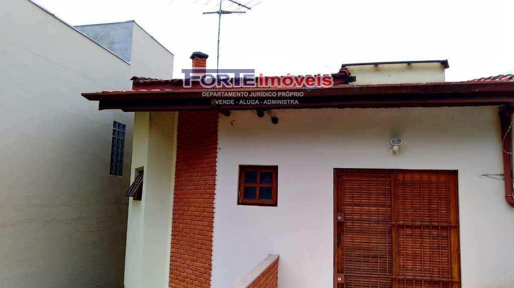 Sobrado em São Paulo, bairro Horto Florestal