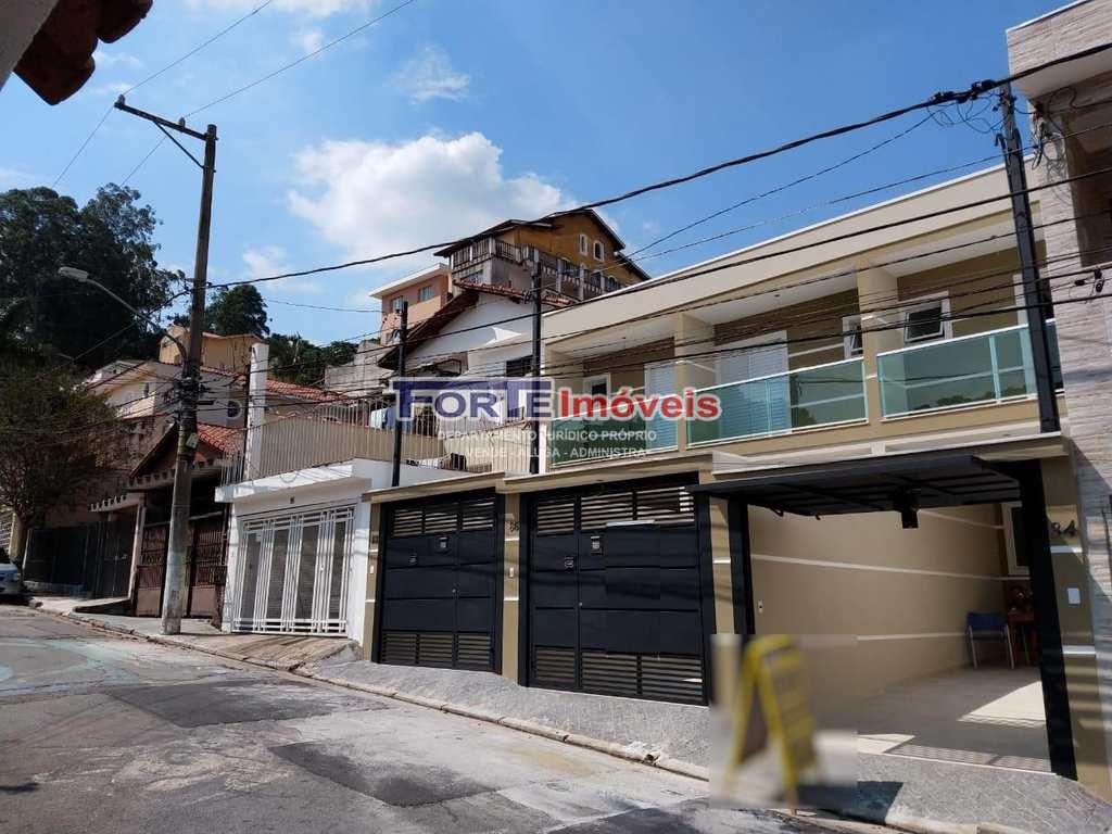 Sobrado em São Paulo, no bairro Vila Irmãos Arnoni