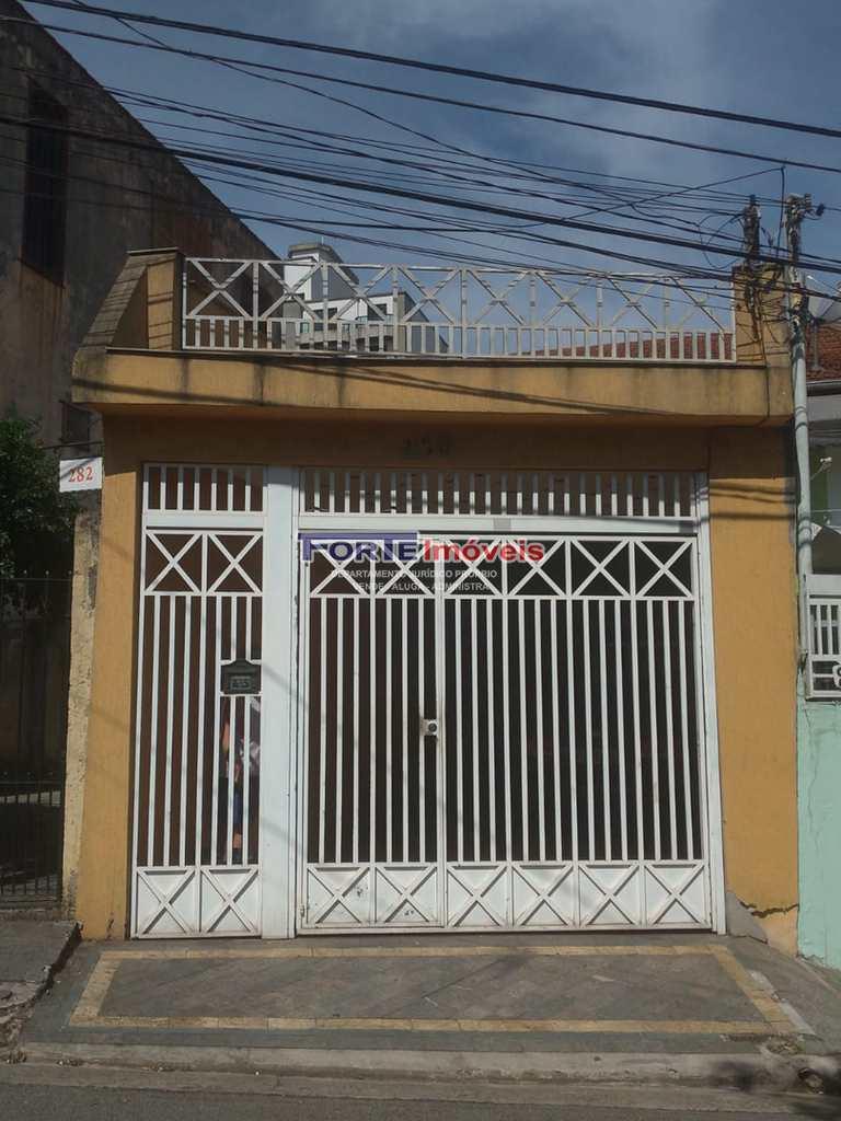 Sobrado em São Paulo, no bairro Vila Primavera