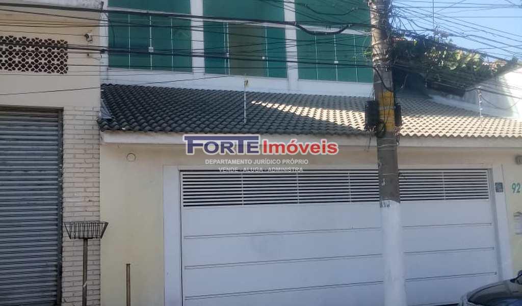 Sobrado em São Paulo, bairro Jardim Virginia Bianca