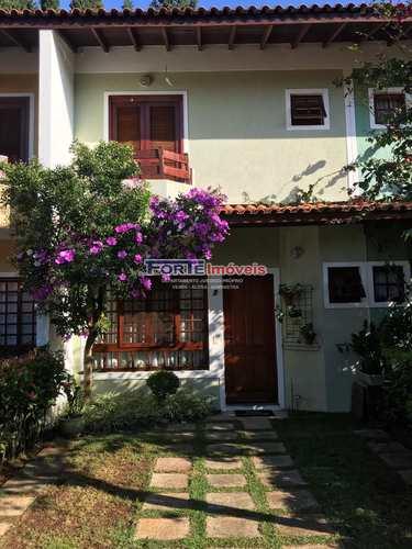 Sobrado de Condomínio, código 42903566 em São Paulo, bairro Horto Florestal