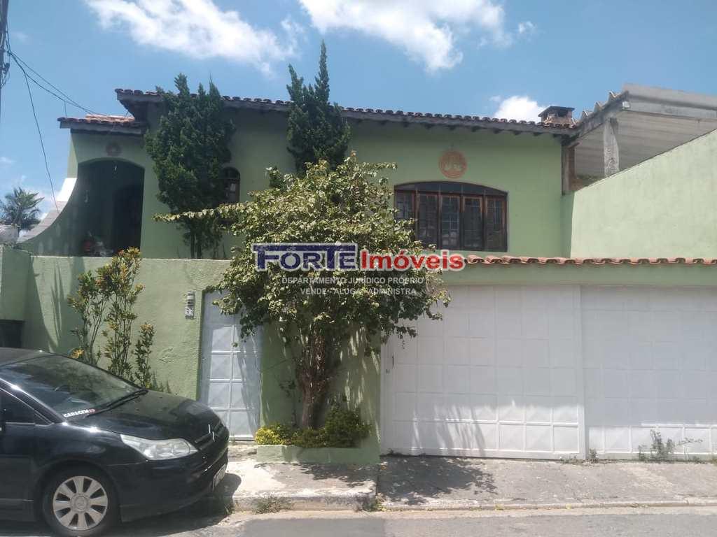 Casa em São Paulo, no bairro Horto Florestal