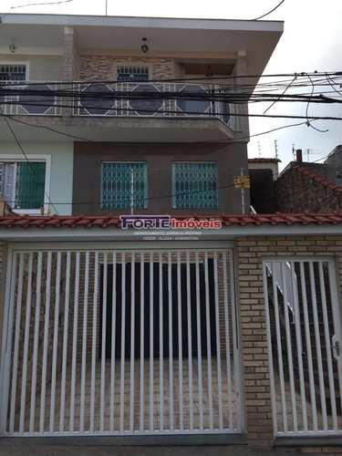 Sobrado, código 42903613 em São Paulo, bairro Tucuruvi