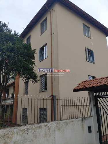 Apartamento, código 42903623 em São Paulo, bairro Vila Cachoeira