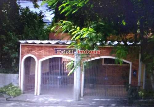 Sobrado, código 42903625 em São Paulo, bairro Conjunto Residencial Santa Terezinha