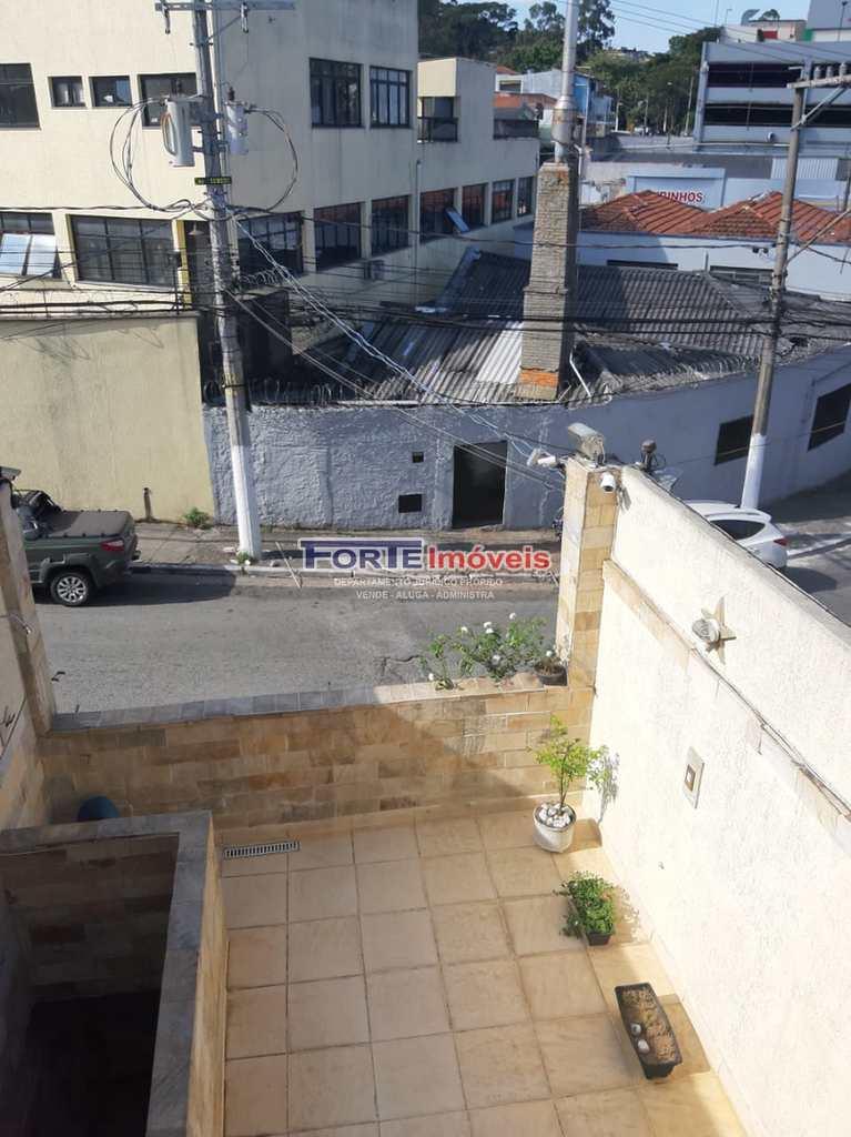 Sobrado em São Paulo, no bairro Parque Ramos Freitas