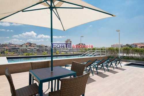 Apartamento, código 42903675 em São Paulo, bairro Vila Dom Pedro II
