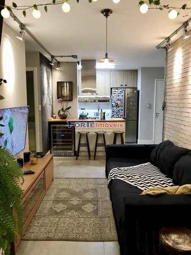 Apartamento, código 42903676 em São Paulo, bairro Santana