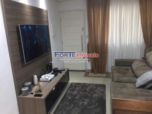Casa de Condomínio, código 42903686 em São Paulo, bairro Vila Nivi