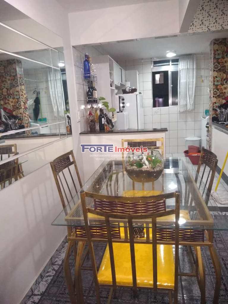 Apartamento em São Paulo, no bairro Jardim Antártica