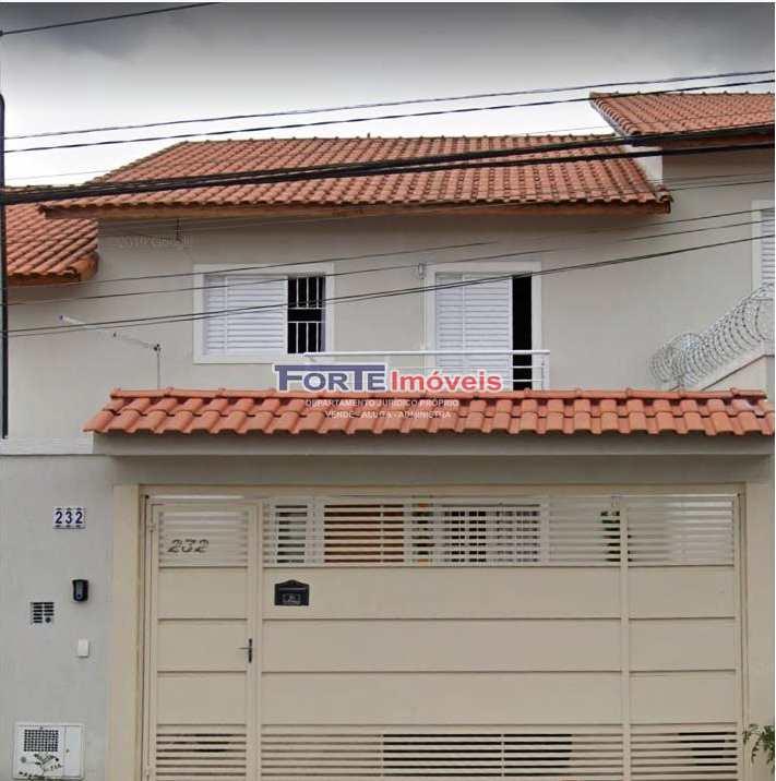 Sobrado em São Paulo, no bairro Tremembé