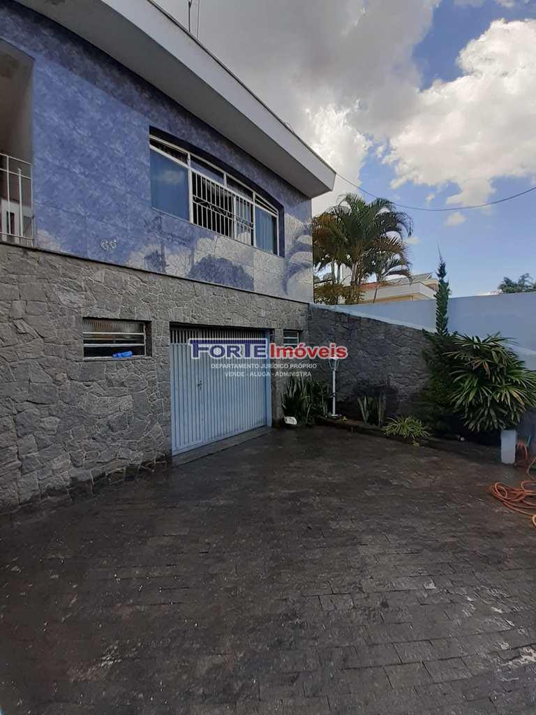 Casa em São Paulo, no bairro Bortolândia