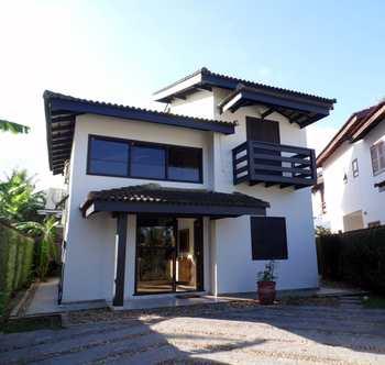 Casa de Condomínio, código 1 em Bertioga, bairro Costa do Sol