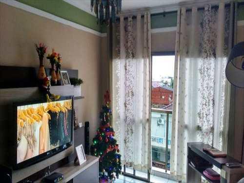 Apartamento, código 10079800 em São Vicente, bairro Parque Continental