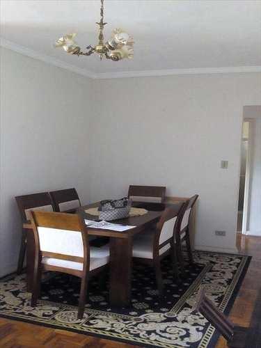 Apartamento, código 10079700 em São Vicente, bairro Centro
