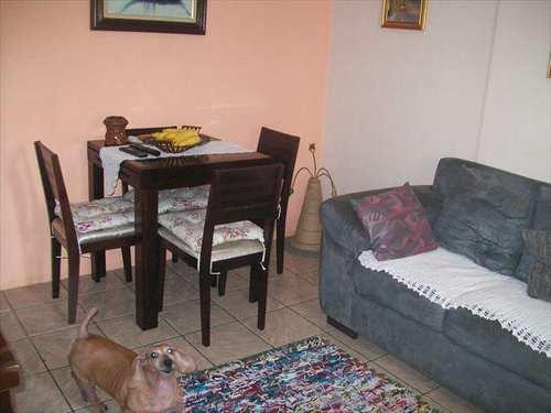 Sala Living, código 10073300 em São Vicente, bairro Itararé
