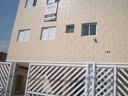 Apartamento, código 10067400 em São Vicente, bairro Vila Nossa Senhora de Fátima