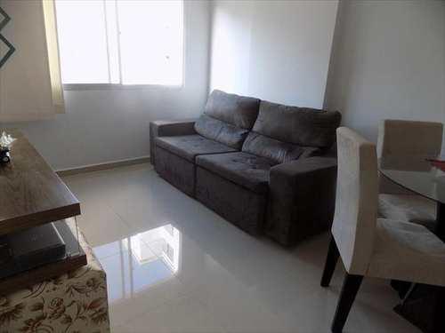 Apartamento, código 10067100 em São Vicente, bairro Centro