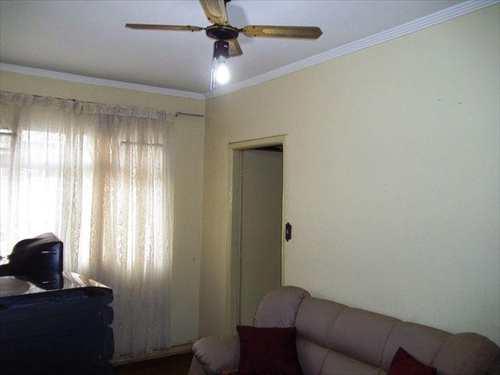 Apartamento, código 10062200 em São Vicente, bairro Centro