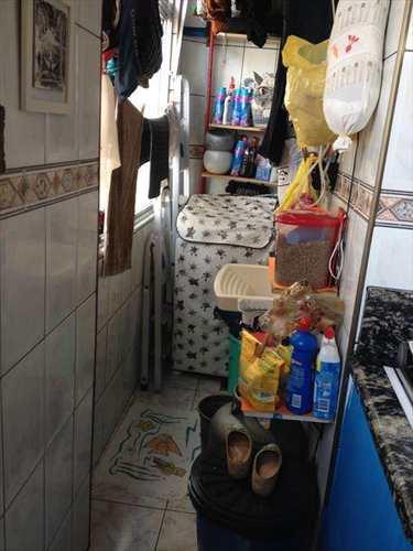Apartamento, código 10046100 em São Vicente, bairro Itararé