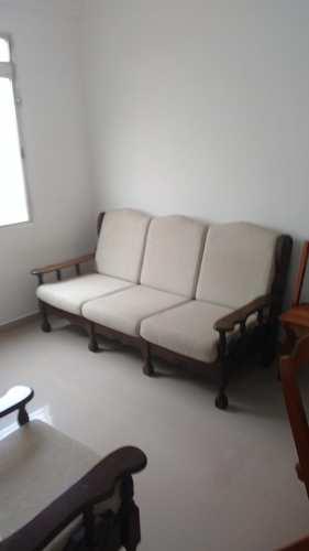 Apartamento, código 10045900 em São Vicente, bairro Centro