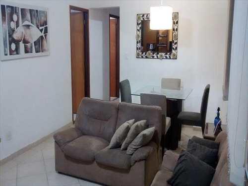 Apartamento, código 10028800 em São Vicente, bairro Centro