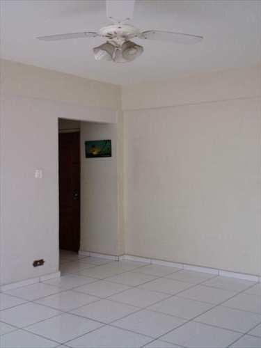 Apartamento, código 10041400 em São Vicente, bairro Itararé