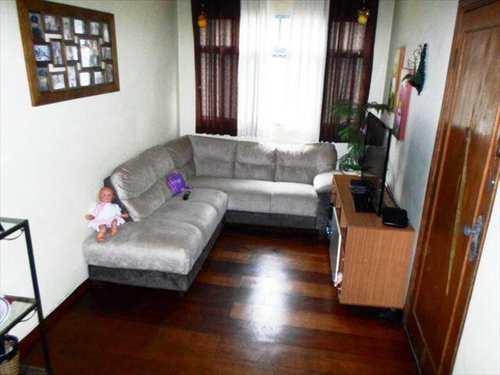 Apartamento, código 10021600 em São Vicente, bairro Itararé