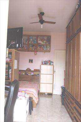 Apartamento, código 3343100 em São Vicente, bairro Centro
